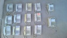 Lot of 14 - Panasonic Easa-Phone KX-T2355 KX-T2315 KX-TS17-W KX-T2365