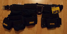 NEW Irwin Armor Pro 3 Tool Belt Commercial Grade Nylon Rig - Model No. 4031