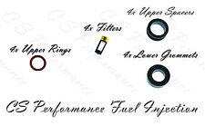 Fuel Injector Repair Service Kit 93-97 Celica Prizm Orings Seals Filters CSKDE64