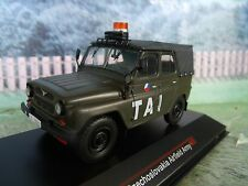 1/43 IST models UAZ-469 Chechoslovakia airfield army