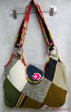 NWT Karma Living Purse Made W/ Recycled Materials Hippie Mod Protect Enviroment