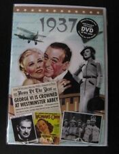 24007 1937 DVD CARD DVDCARD BIRTHDAY GREETING HISTORY