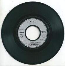 """KYLIE MINOGUE - JE NE SAIS PAS POURQUOI - 7"""" VINYL 1988 PWL RECORDS"""