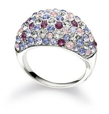 Authentic Chamilia Ltd Ed Jeweled Kaleidoscope Ring, Purple Size 6 NEW 3125-007