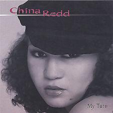 My Turn by China Redd (CD, Nov-2004, II FIRE RECORDS LLC.)