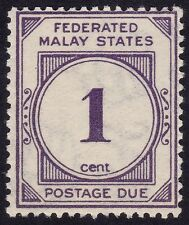 FMS 1924 1c Postage Due MH @TD13