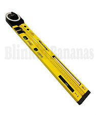 "HEAVY DUTY BIG LONG MULTI FUNCTION 20"" 500MM RULER ANGLE FINDER SPIRIT LEVEL 34D"