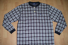 NWOT MENS SMALL RALPH LAUREN POLO HENLY LONG SLEEVE SHIRT S COTTON PONY