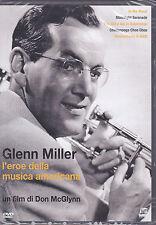 Dvd **GLENN MILLER ♦ L'EROE DELLA MUSICA AMERICANA** nuovo 1992
