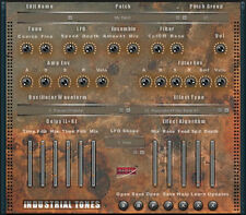 MHC industrial tons/space synth/extreme synthesizer vst synthétiseurs logiciel de musique