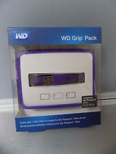 WD Purple Grip Pack Compatible with My Passport Ultras 2 & 3 TB
