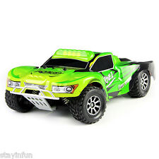 Wltoys A969 2.4G 4WD 1/18 50km/h RC Short Course Truck