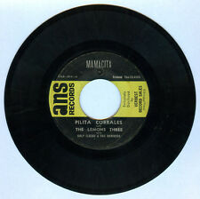 Philippines PILITA CORRALES AND THE LEMONS THREE Mamacita OPM 45 rpm Record