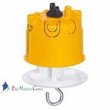 Boite encastrement point de centre DCL batibox prof.50mm Legrand 89337