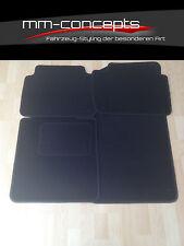 Autoteppich Fußmatten Matten Teppich für BMW 3er M3 Coupe Cabrio e46 346 Velours