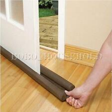 New Twin Door Draft Dodger Guard Stopper Protector Under Door Draught Excluder