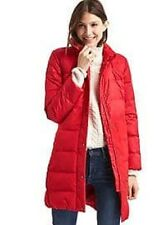 GAP WOMENS  $168.00 WINTER LONG DOWN  PUFFER JACKET COAT NEW  XS S M TALL L XL