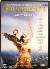 Dvd Così lontano così vicino - ed. Speciale 2 dischi di Wim Wenders 1993 Usato
