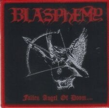 BLASPHEMY - Fallen Angel Of Doom - Woven Patch / Aufnäher