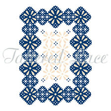 New Tattered Lace 'A6 WHITEWORK FRAME' DIE - TLD0040 - FREE 1st Class UK P&P