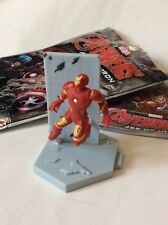 IRON MAN AVENGERS AGE OF ULTRON 3D PVC MARVEL HEROES 2015 GAMESHOP