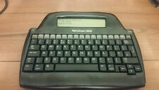 ALPHASMART 3000 PORTABLE WORD PROCESSOR
