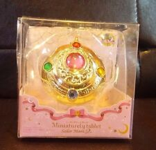 Sailor Moon Miniaturely Tablet 2 Henshin Brooch Keychain Charm