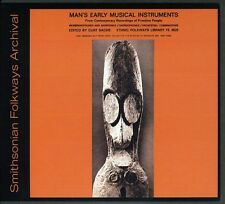 Man's Early Musical Instruments (2009, CD NEUF) CD-R2 DISC SET