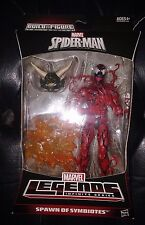 MARVEL LEGENDS INFINITE SERIES  MARVEL SPIDER-MAN SPAWN OF SYMBIOTES NEW IN BOX