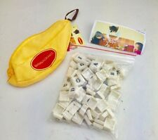 Bananagrams Game Educational Spelling Words Fun Travel Play Board Toy Puzzle