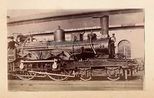 Locomotive N° 2.876 c. 1880-90 - Chemins de Fer du Nord Train - 64