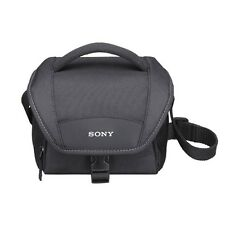 GENUINE Sony LCS-U11 Carrying Case for Handycam Camera NEX A5100 A5000 A6000