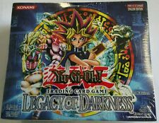 Yugioh First Edition Legacy of Darkness English Booster Box 1st edition 36ct