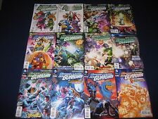 Green Lantern: New Guardians Complete Run 0-40, Annual 1,2 & Futures End 1 DC 52