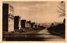 CPA Maroc MARRAKECH - Les Vieux Remparts (219684)