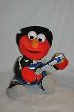 VINTAGE RARER  2000 FISHER PRICE COUNTRY ELMO - GUITAR & HAT WORKS SINGS