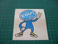 EMPI Man Sticker -  VW Surfbus Beetle Buggy