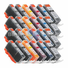 24* PACK PGI-225 CLI-226 NEW Compatible Ink Cartridge Canon PGI225 CLI226 *4PGI