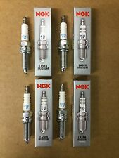 Set of 4 Genuine NGK Honda Civic Laser Iridium Premium Spark Plugs IZFR6K-11S