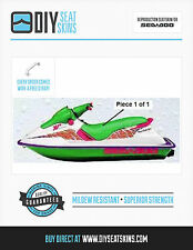 SP XP SPX SEA DOO GREEN Seat Skin Cover 92 93 94 95 96