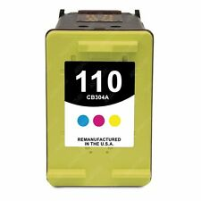 Remanufactured HP 110 Tri-Color Ink Cartridge for PhotoSmart A310 Inkjet Pr