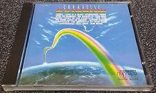 CARAVELLI Rainbow RARE 1st CD (1985, CBS, Japan)