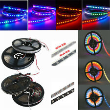 4M 240LEDS WS2812B 5050 RGB Waterproof IP65 LED Strip Light Individual Addressab