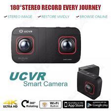 Digital UCVR Eye Sports Camera 360 Degree Dual-lens 4K Panoramic 3D VR Camera