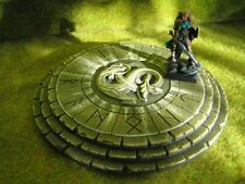 Incantation Circle Thomarillion Unpainted Resin Dwarven Forge D&D