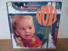 """LP 12"""" EN COEUR CHANTONS NOEL - EX/VG+ - PHILIPS - 842 024 BY - FRANCE"""