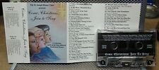ST. JOSEPH HONOR CHOIR Come Christians cassette tape 25 traditional hymns OHIO