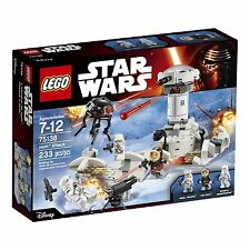 Lego Star Wars Hoth(tm) Attack 75138 (Secret Rebel Base) *BRAND NEW IN BOX*