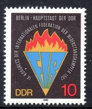 Germany / DDR - 1982 FIR congress Mi. 2736 MNH