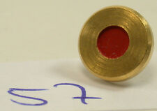 Original Leica Leitz Gold Ersatzteil Spare Part Knopf Knob Button Screw Red (6)